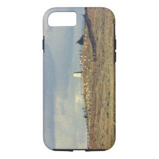 Little Bighorn Battlefield National Monument (phot iPhone 8/7 Case