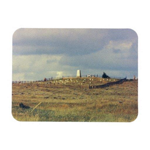 Little Bighorn Battlefield National Monument (phot Magnet