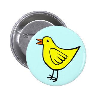 Little Bird 01 Button