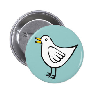 Little Bird 03 Pinback Button