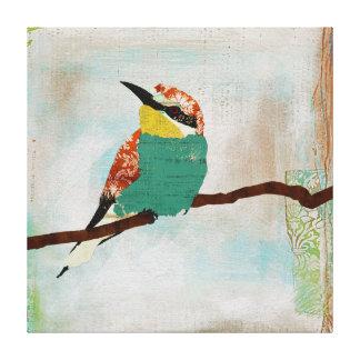 Little Bird Art Canvas