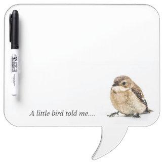 Little Bird Dry-Erase Boards