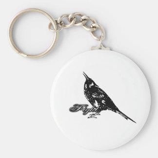 Little Bird Keychain