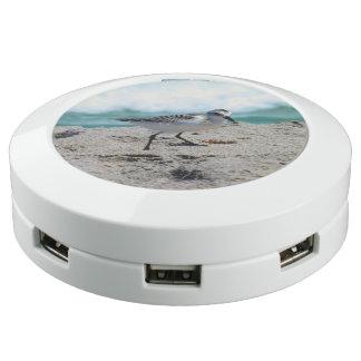 Little Bird on the Seashore USB Charging Station