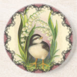 Little Bird Vintage Coaster coasters