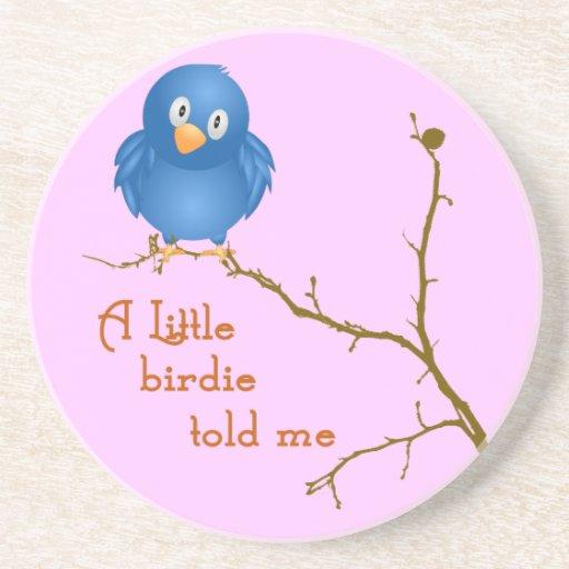 Little Birdie Momism Coaster