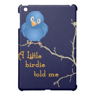 Little Birdie Momism  iPad Mini Cover