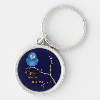 Little Birdie Momism Keychain