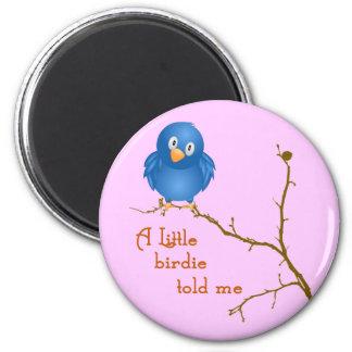 Little Birdie Momism Magnet