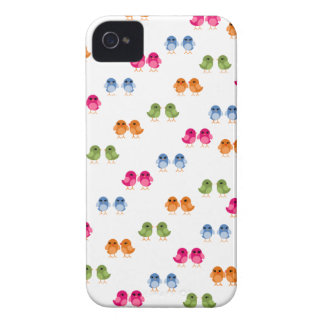 Little Birdie Pattern Case-Mate iPhone 4 Cases