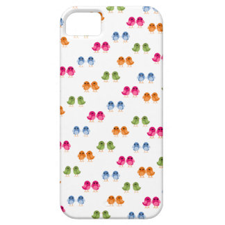 Little Birdie Pattern iPhone 5 Case