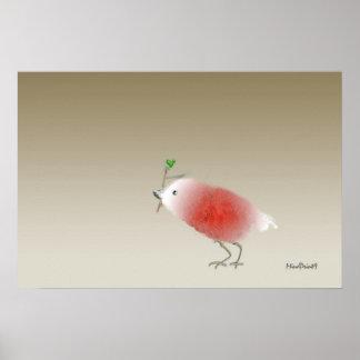 Little Birdie Print