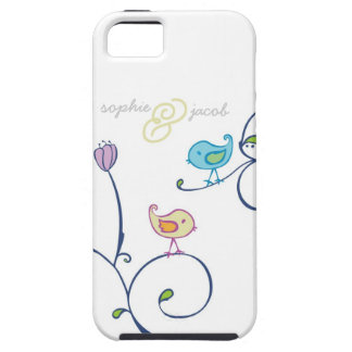 Little Birdies iPhone 5 Cover