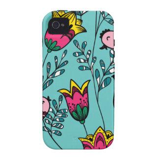 Little birdies Case-Mate iPhone 4 covers