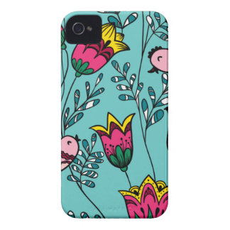 Little birdies iPhone 4 Case-Mate case