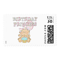 Little Birthday Princess Tshirts and Gifts Postage