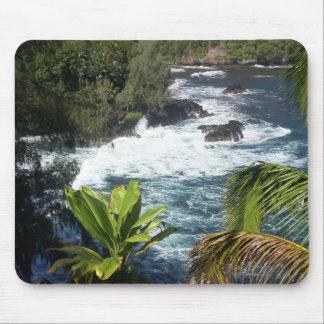Little bit of Hawaiian Paradise Mouse Pad