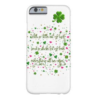 Little Bit of Irish Luck-iPhone 6 Case