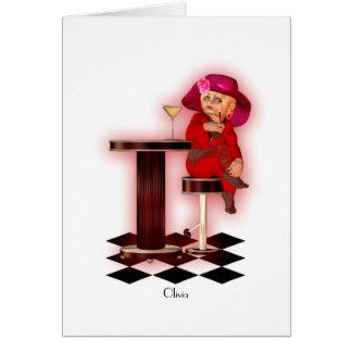 Little Bit of Olivia 2 Card