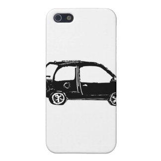 Little Black Car iPhone SE/5/5s Case