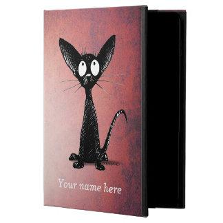 Little Black Cat Case For iPad Air