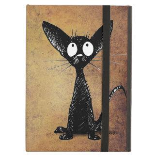 Little Black Cat iPad Air Case