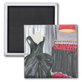 Little Black Dress Magnets