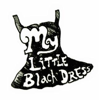 Little Black Dress Photo Cutouts