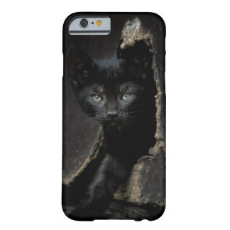 Little Black Kitty Barely There iPhone 6 Case