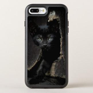 Little Black Kitty OtterBox Symmetry iPhone 7 Plus Case