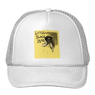 Little Black Lamb Vintage Black Americana Mesh Hat