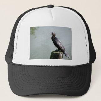 Little Black Shag Trucker Hat