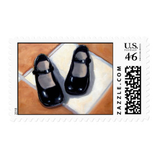 LITTLE BLACK SHOES STAMPS