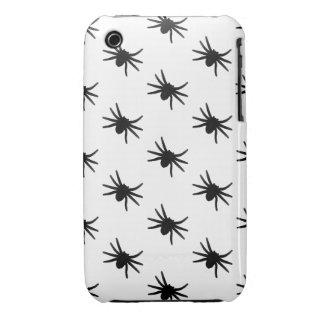 Little Black Spiders Case-Mate iPhone 3 Case