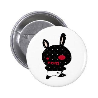 little blak devil button
