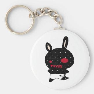 little blak devil keychain
