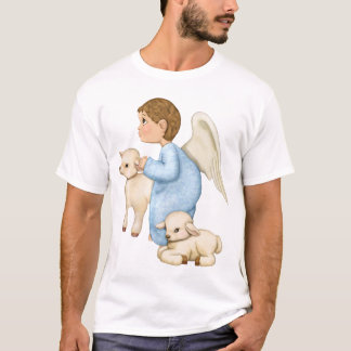 Little Blessings Angel Boy T-Shirt
