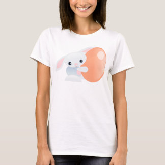 Little Blue Baby Bunny - The Tender T-Shirt