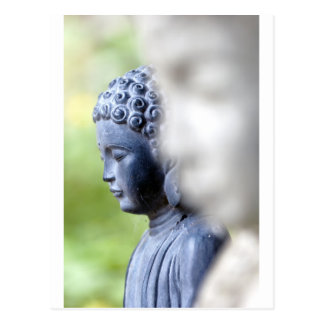 Little Blue Buddha Postcard