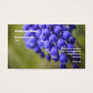 Little Blue Buds Business Card