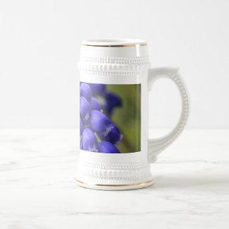 Little Blue Buds Mug