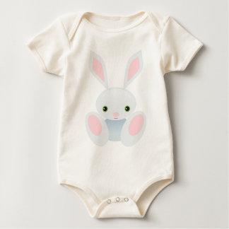 Little Blue Bunny Bodysuit
