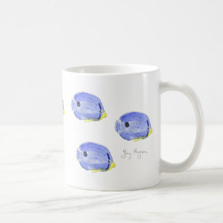Little Blue Fish Mugs & Drinkware