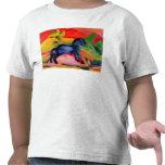 Little Blue Horse, 1912 T Shirts