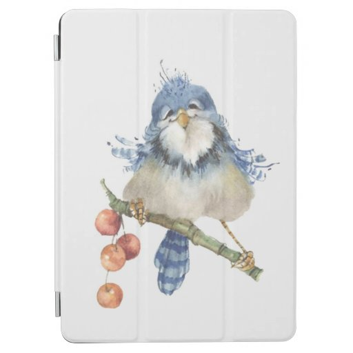 Little Blue Jay iPad Air Cover