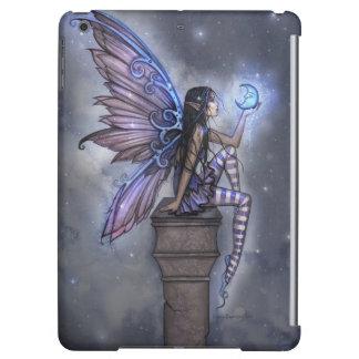 Little Blue Moon Fairy Fantasy Art Case For iPad Air