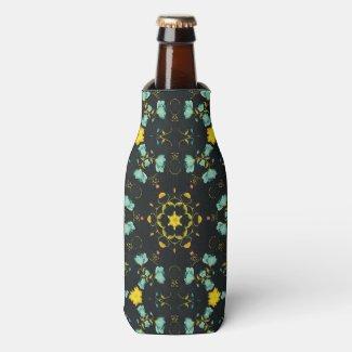 Little Bluebells Bottle Cooler