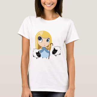 Little Bo Peep and her Sheep T-Shirt