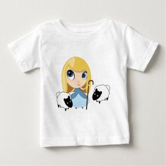 Little Bo Peep and her Sheep Tee Shirt