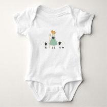 Little Bo Peep Baby Bodysuit